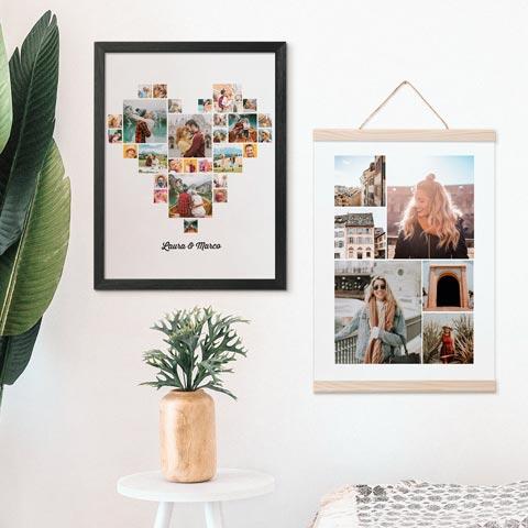 Poster & Collage Poster e Collage Personalizzati